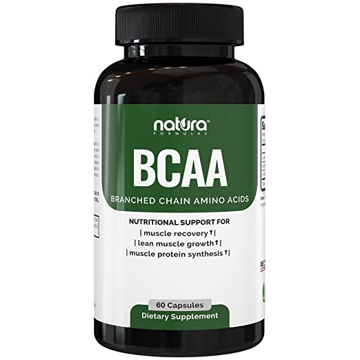 Product thumbnail for Natura BCAA Capsules