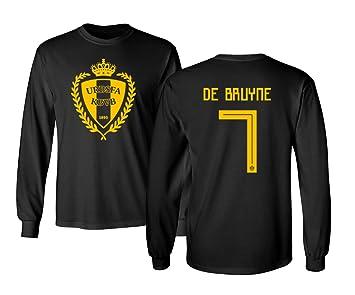 newest collection c6006 42914 Amazon.com: Tcamp Belgium 2018 National Soccer #7 Kevin DE ...