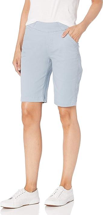 Jag Jeans Womens Gracie Pull on Bermuda Short