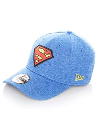 New Era - Superman - Dc Comics 9forty Adjustable Kids - Character Jersey -  Blue - a64b9f3eac57