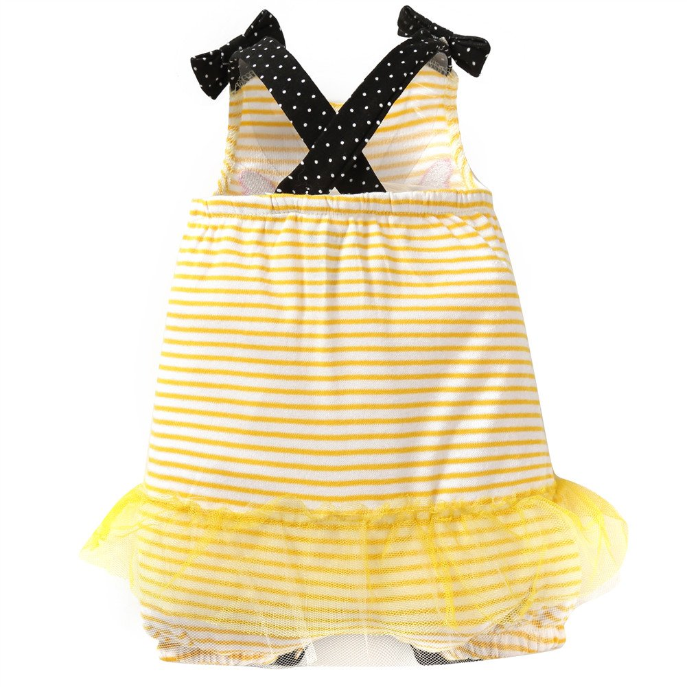 432fcc6c5c1 Amazon.com   Momsbabe Baby Girl Romper Dress