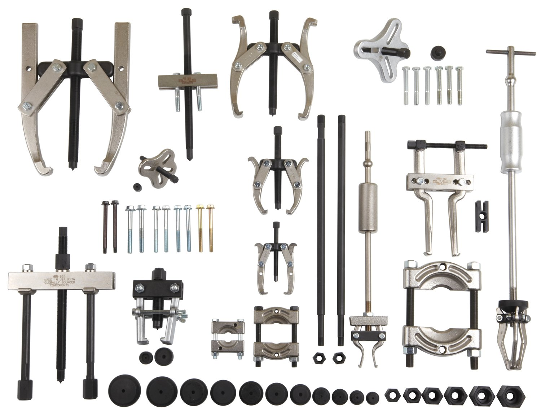 OTC 1675 13-Ton Capacity Puller Set