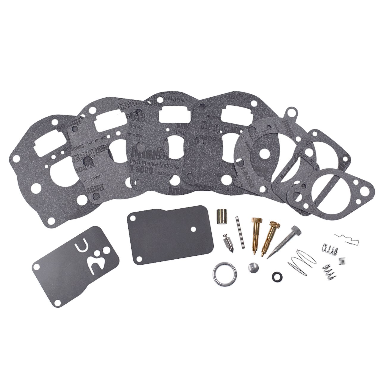 Carburetor Rebuild Kit For Briggs Stratton Models Engine Air Cleaner Parts Model 460707 42e707 42e777 Garden Outdoor