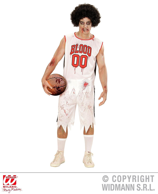 Disfraz – Zombie jugador de baloncesto – , Player fantasma untoter ...