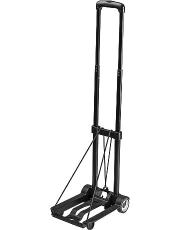 Meister 8985730 - Carretilla, 45 kg, mini, plegable