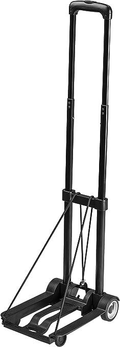 Meister 8985730 - Carretilla, 45 kg, mini, plegable: Amazon.es ...