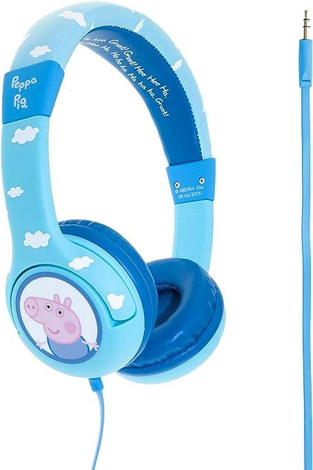 casque audio peppa pig