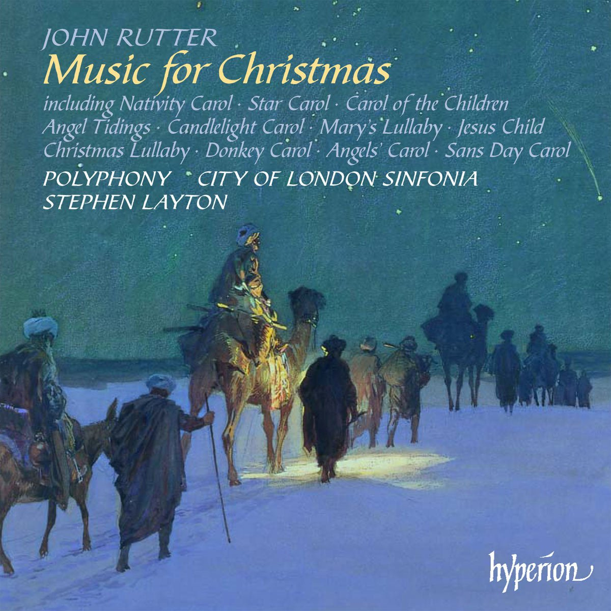 Rutter: Music for Christmas by HYPERION