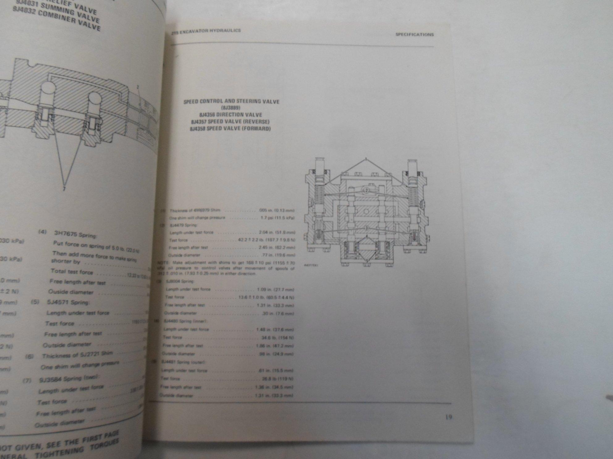 Fancy How To Read Hydraulic Valve Schematics Embellishment - Wiring ...