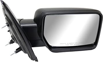 New Mirror Passenger Right Side F150 Truck Power Textured black RH Hand Ford
