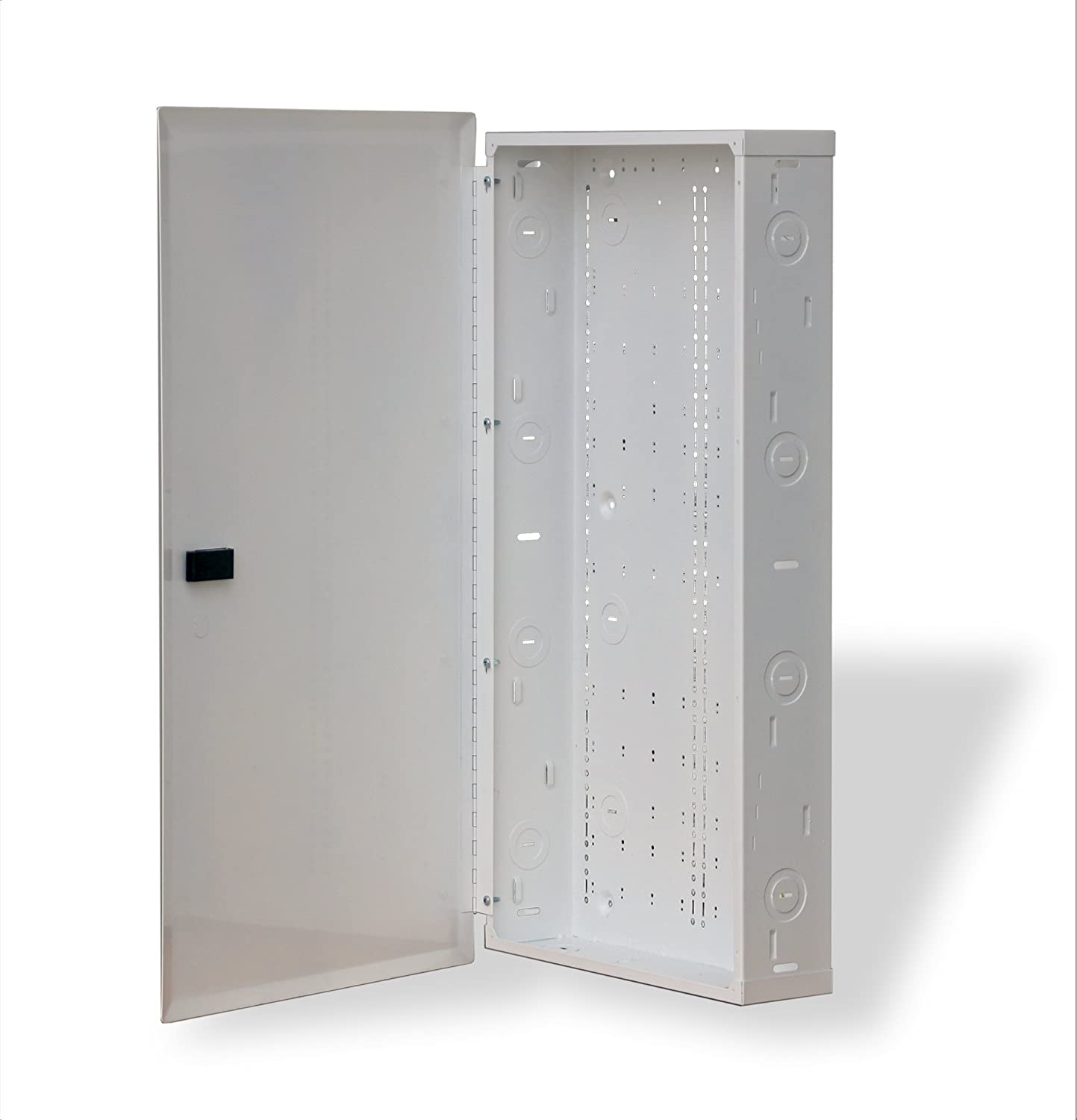 Benner Nawman 14284 Mmh Structured Wiring Cabinets 14 1 4 Inch X 28 Enclosure Accessories White Tool