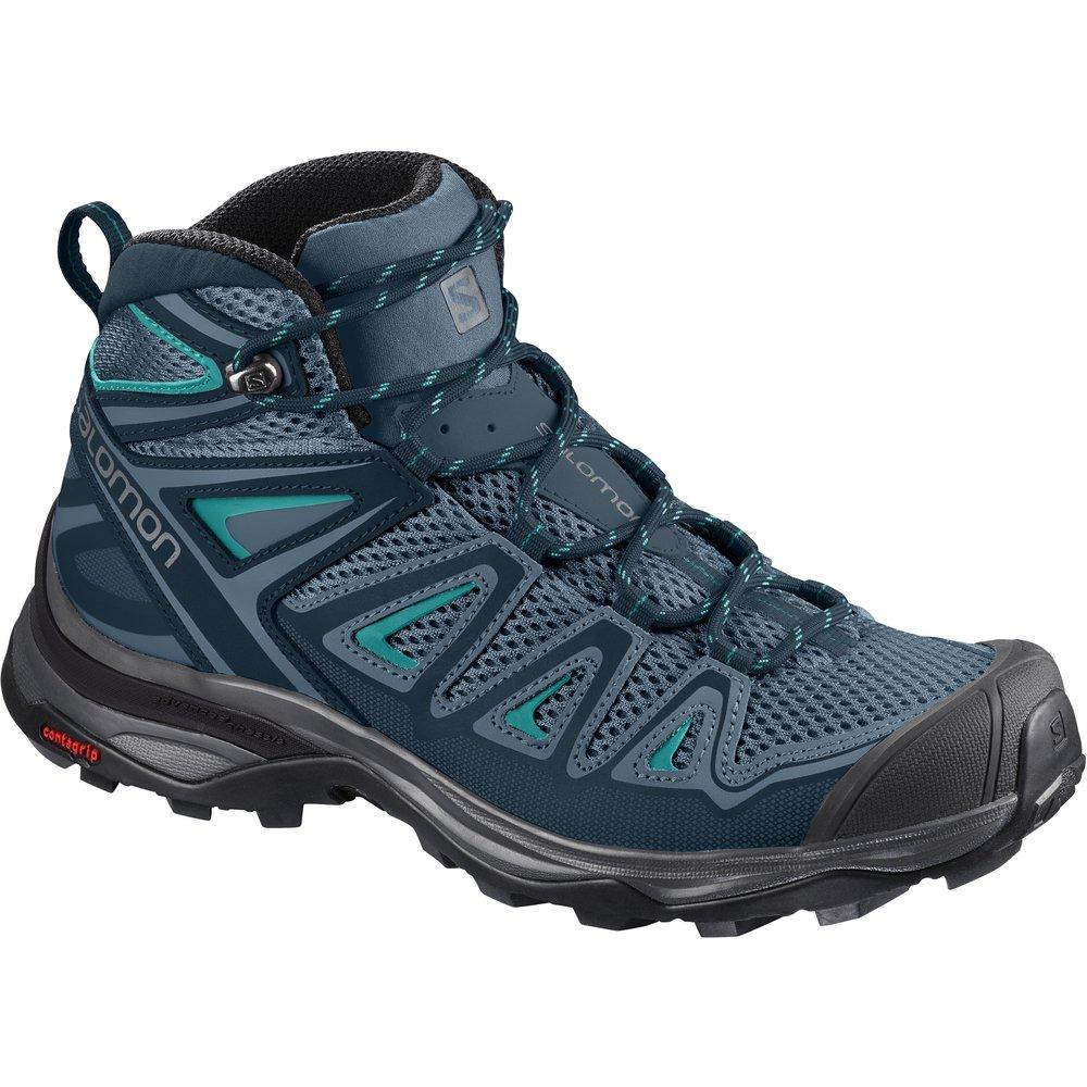 Salomon Women's X Ultra Mid 3 Aero Hiking Shoes L40241200