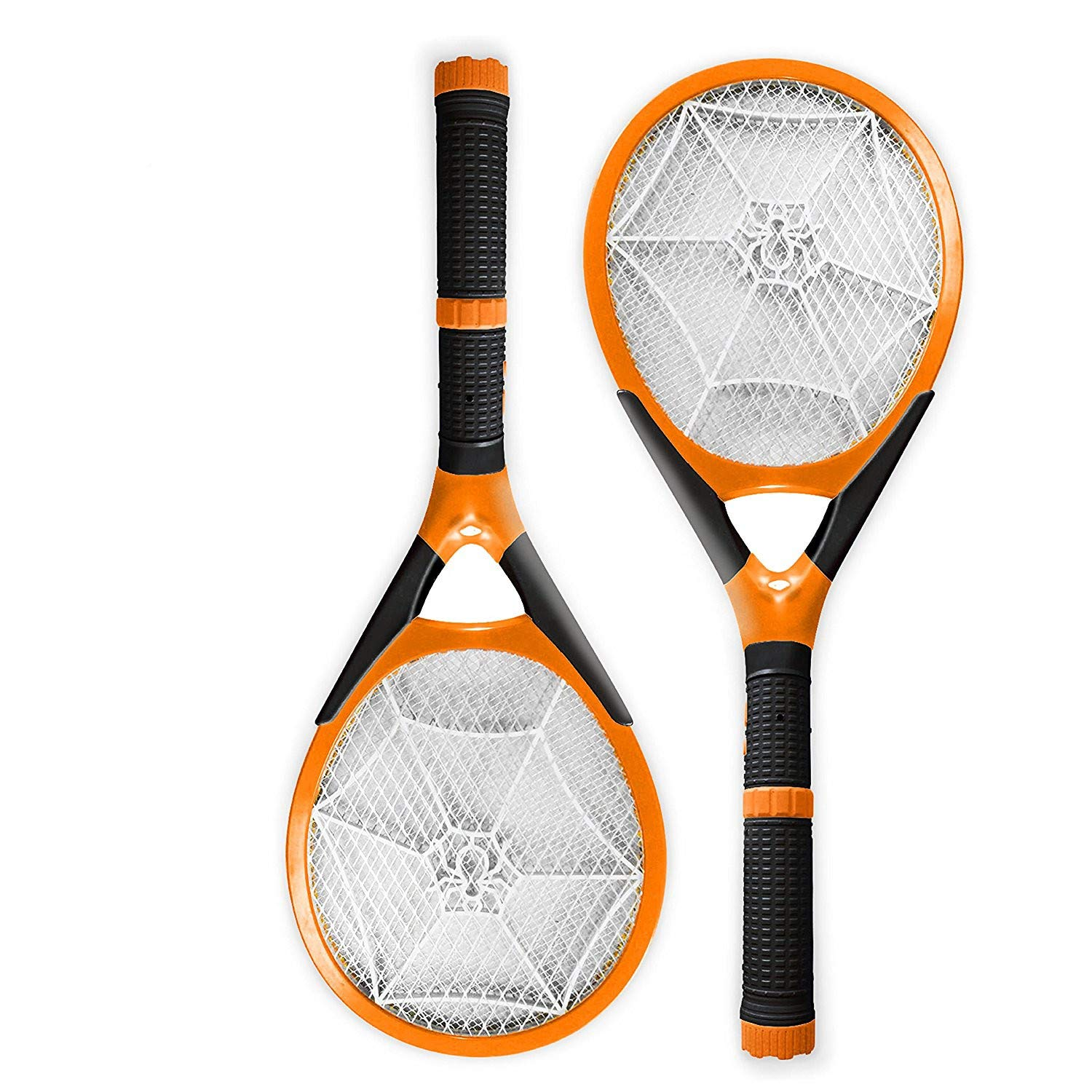 Aspectek Fly Zapper by Rechargeable Handheld Insect Zapper for Mosquitos, Flies, Wasps - Detachable Flash Light