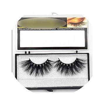 5cedd254f8a Amazon.com : Eyelashes Mink Eyelashes Criss-cross Strands Cruelty Free High  Volume Mink Lashes Soft Dramatic Eye lashes E80 Makeup, E84 : Beauty