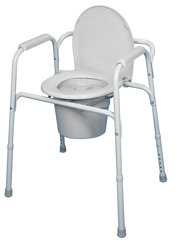 Enjoyable Bilt Rite Mastex Health 3 In 1 Commode Ncnpc Chair Design For Home Ncnpcorg