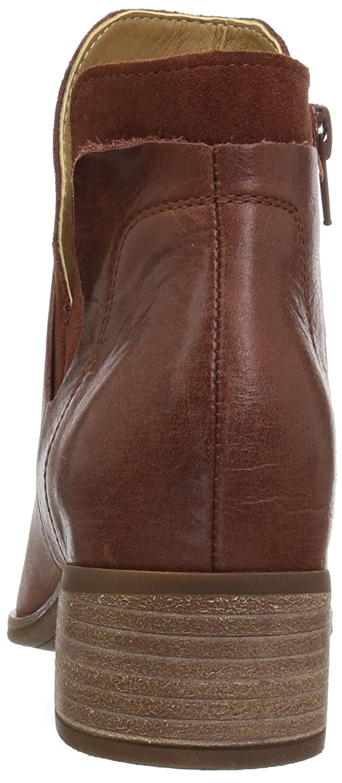 Lucky Brand Women's Lelah Ankle Boot B072DYLH2N 9.5 M US|Rye