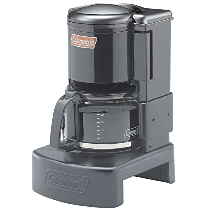 Coleman Camping Coffee Maker, Black
