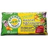 Secret Vert - Terreau agrumes et plantes méditerranéennes - 6 L