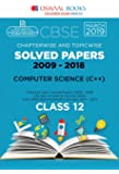 Oswaal CBSE Chapterwise Solved Paper Class 12 Computer Science C ++ (For 2019 Exam)
