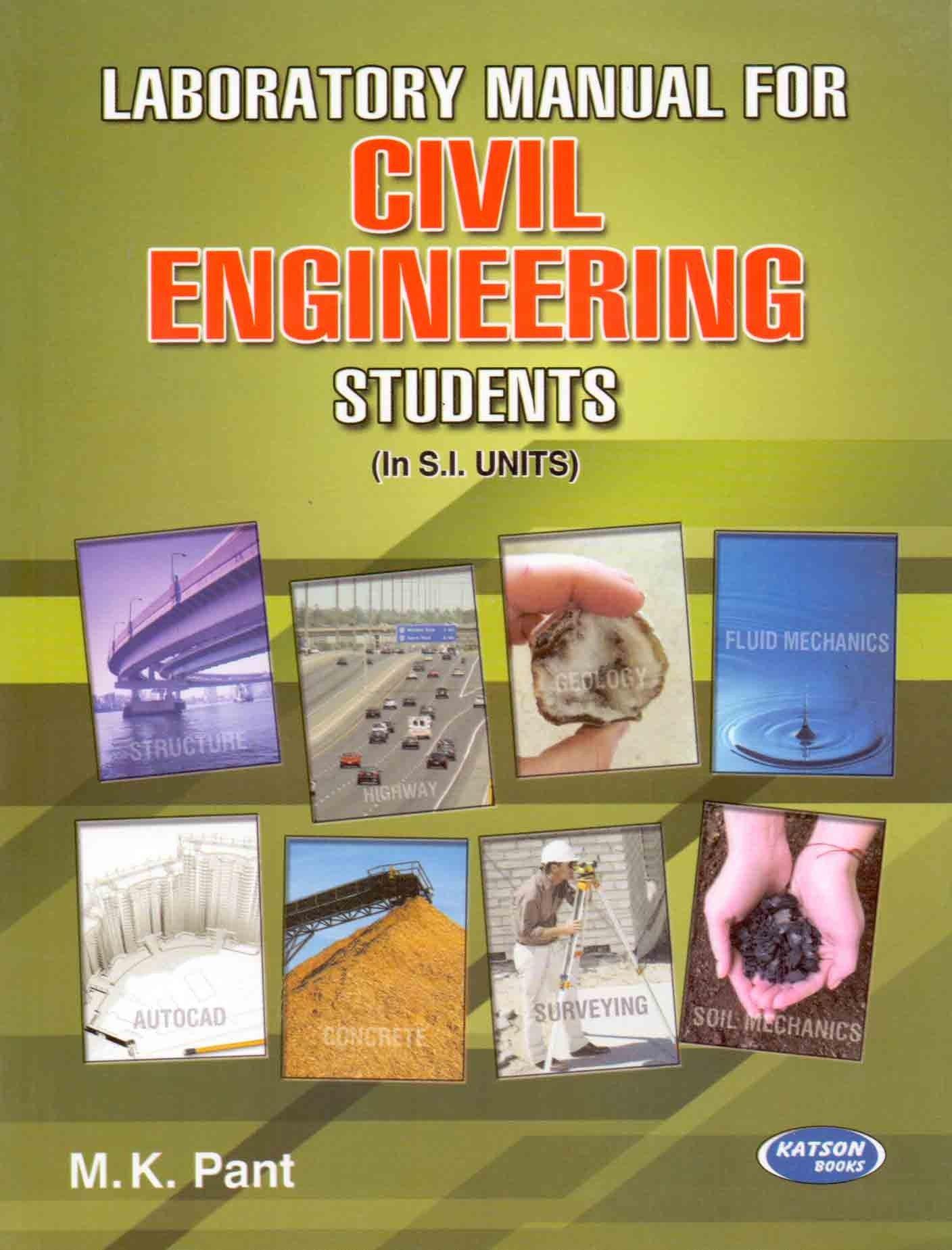 fluid mechanics civil lab manual
