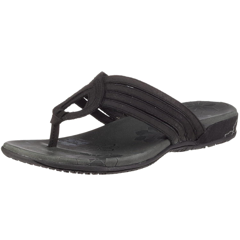 Black merrell sandals - Black Merrell Sandals 1