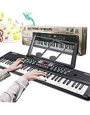 RenFox Clavier de Piano Enfants Keyboard Piano