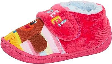 Hey Duggee Girls Slippers