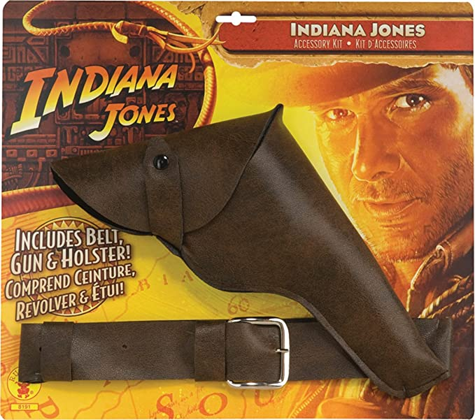 1930s Men's Costumes Indiana Jones Accessory Kit Costume Set $13.65 AT vintagedancer.com