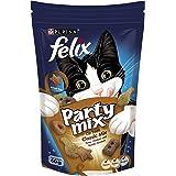 طعام حلوى للقطط فيليكس بارتي ميكس من بورينا، 60 غرام (عبوة واحدة)