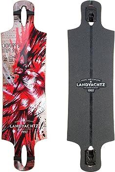 Landyachtz Drop-Through Girl Longboard