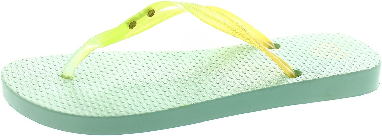 Sinner SIAC-590-75 vert - Chaussures Tongs Femme