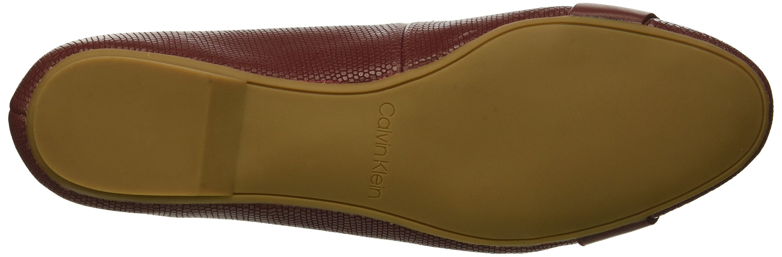 Calvin-Klein-Women-039-s-Oneta-Ballet-Flat-Black-5-M-Choose-SZ-color thumbnail 14