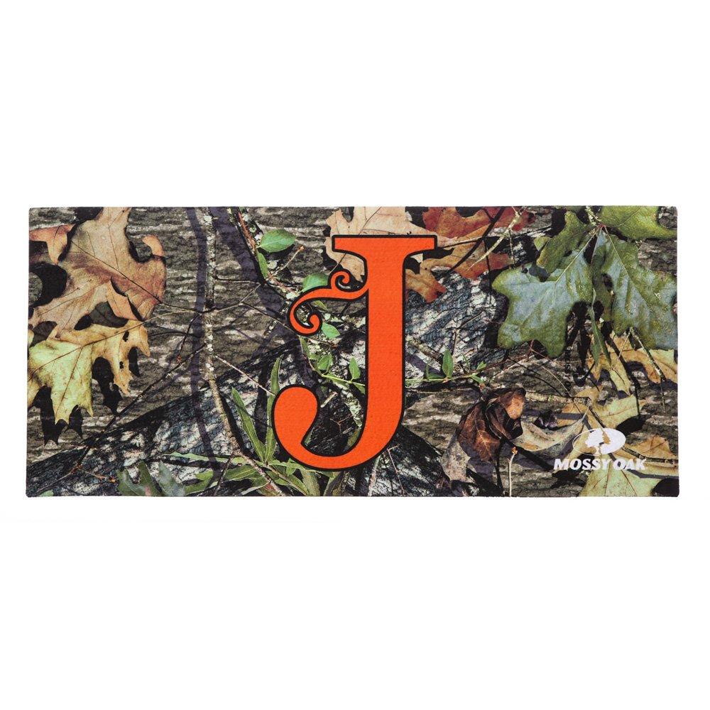 Evergreen Sassafras Switch Mat Mossy Oak Monogram J