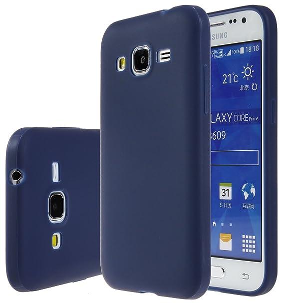 Galaxy caso, Samsung Galaxy Core Prime E LV funda suave Slim ...
