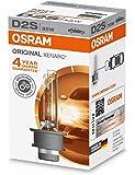 OSRAM XENARC ORIGINAL D2S HID Lampe à Décharge 66240 Boîte Pliante de 1