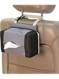FH Group FH1133GRAY FH1133-GRAY Tissue Dispenser (E-Z Travel for Cars)
