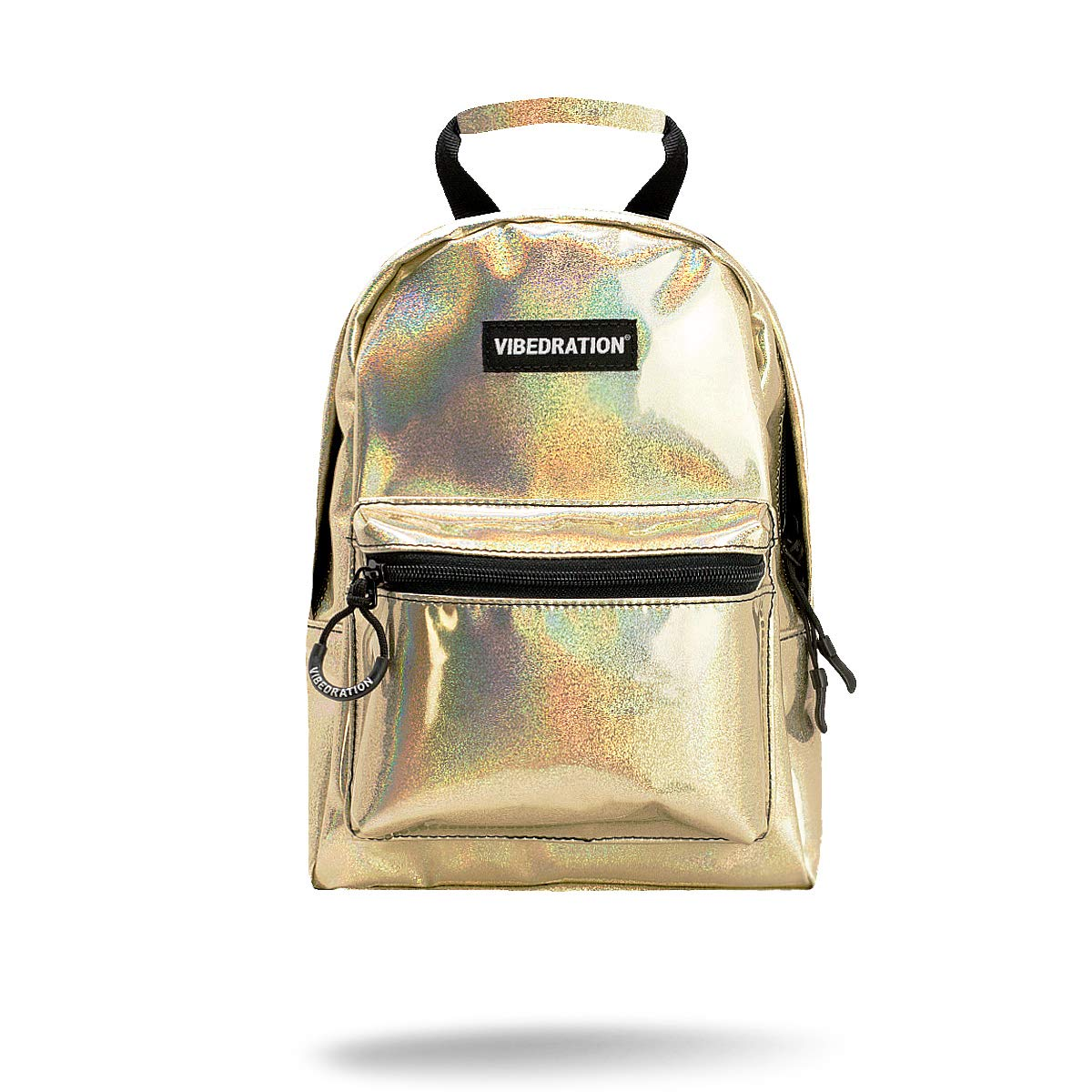 Vibedration Mini Hydration Backpack Festival Clothing Accessory Bag 1 Liter Rave Water Pack