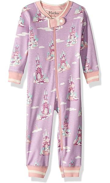 651e367f3763 Amazon.com  Hatley Baby Girls  Organic Cotton Footed Sleepers