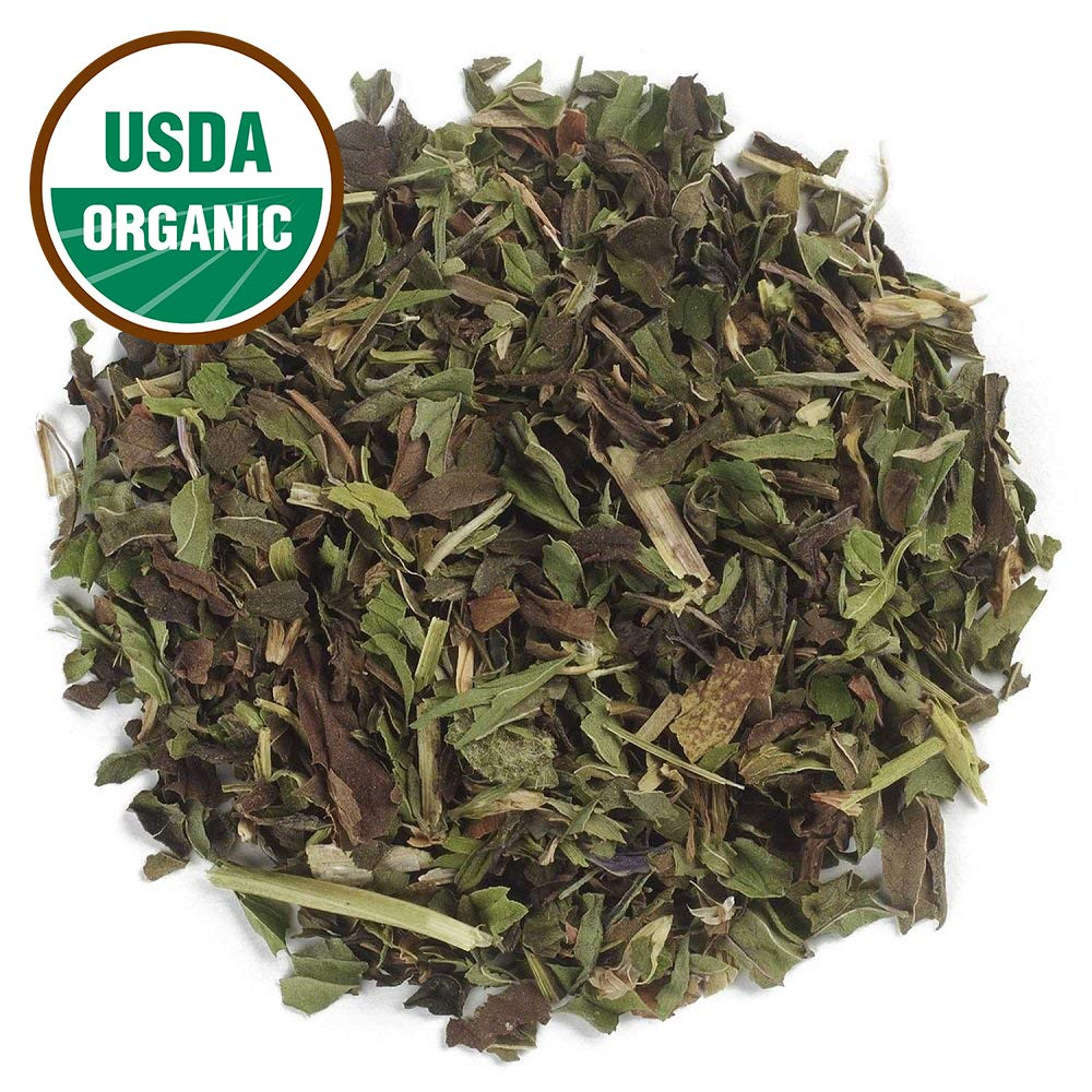 EarthWise Lemon Balm - USDA Organic - 16 oz - Herb/Tea - USA Harvest