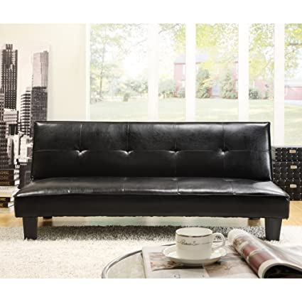 Chelsea Lane Tufted Mini Sofa Bed Lounger