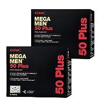 GNC GNC Mega Men 50 Plus Vitapak Program - Twin Pack