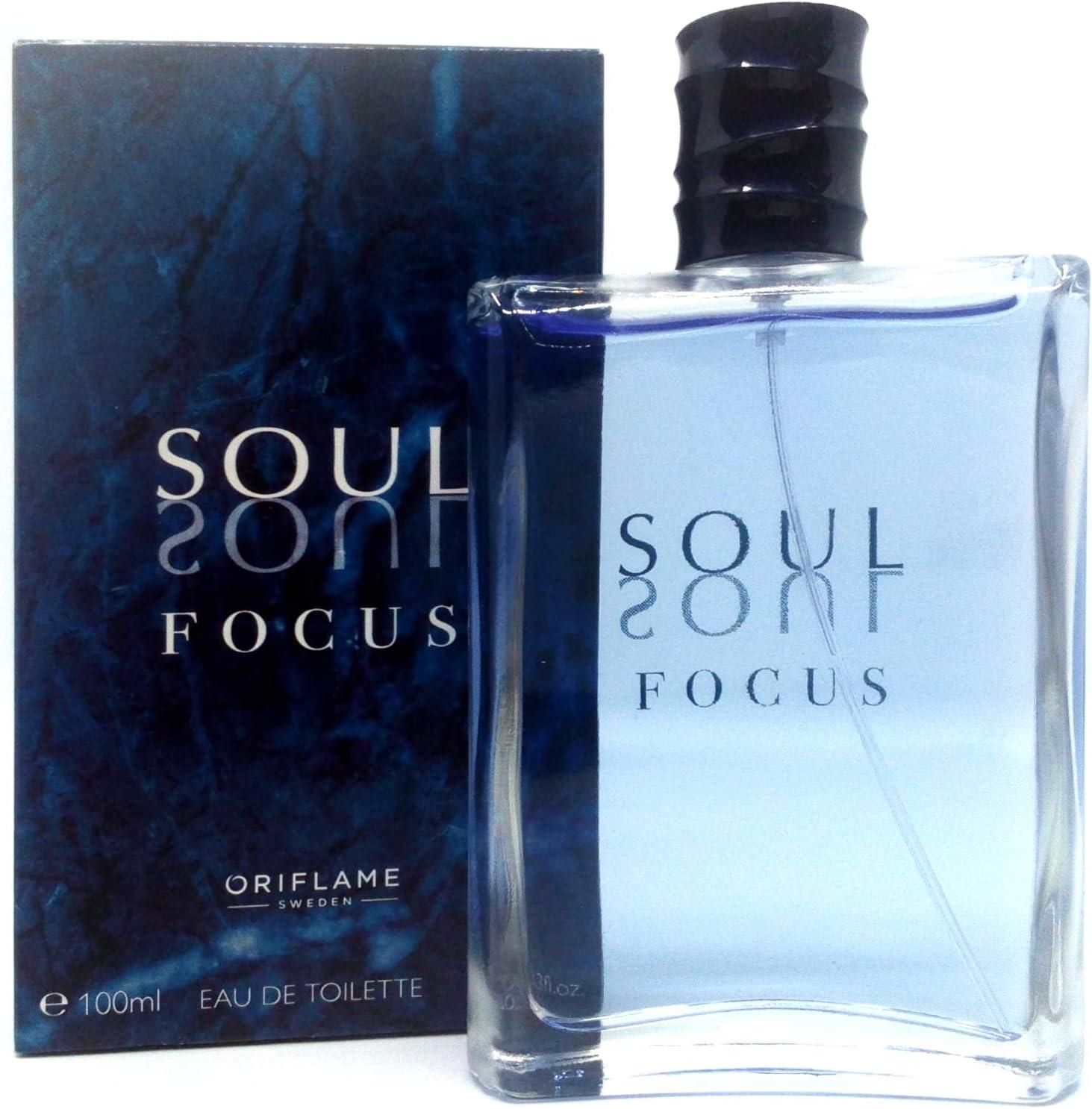 ORIFLAME Soul Focus Eau de Toilette For