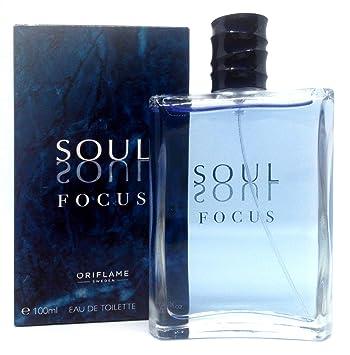 ORIFLAME Soul Focus Eau de Toilette Für Männer 100ml: Amazon