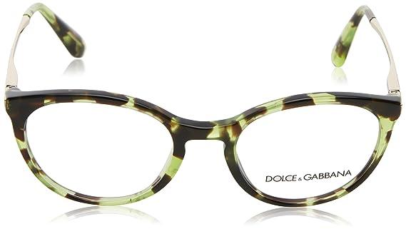 Dolce & Gabbana Gestell Mod. 3242 2970 48_2970 (48 mm) havanna fvDuom