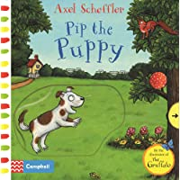 Pip the Puppy: A Push, Pull, Slide Book
