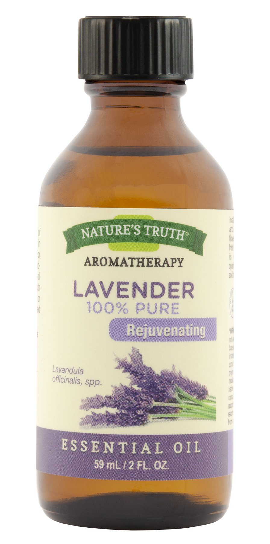 Nature's Truth Essential Oil, Lavender, 2 Ounce by Nature's Truth