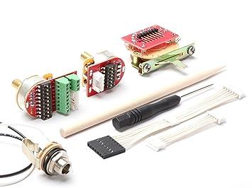 toneshaper nextgen wiring kit, solder free, ng01 w 5 way switchtoneshaper nextgen wiring kit, solder free, ng01 w 5 way switch
