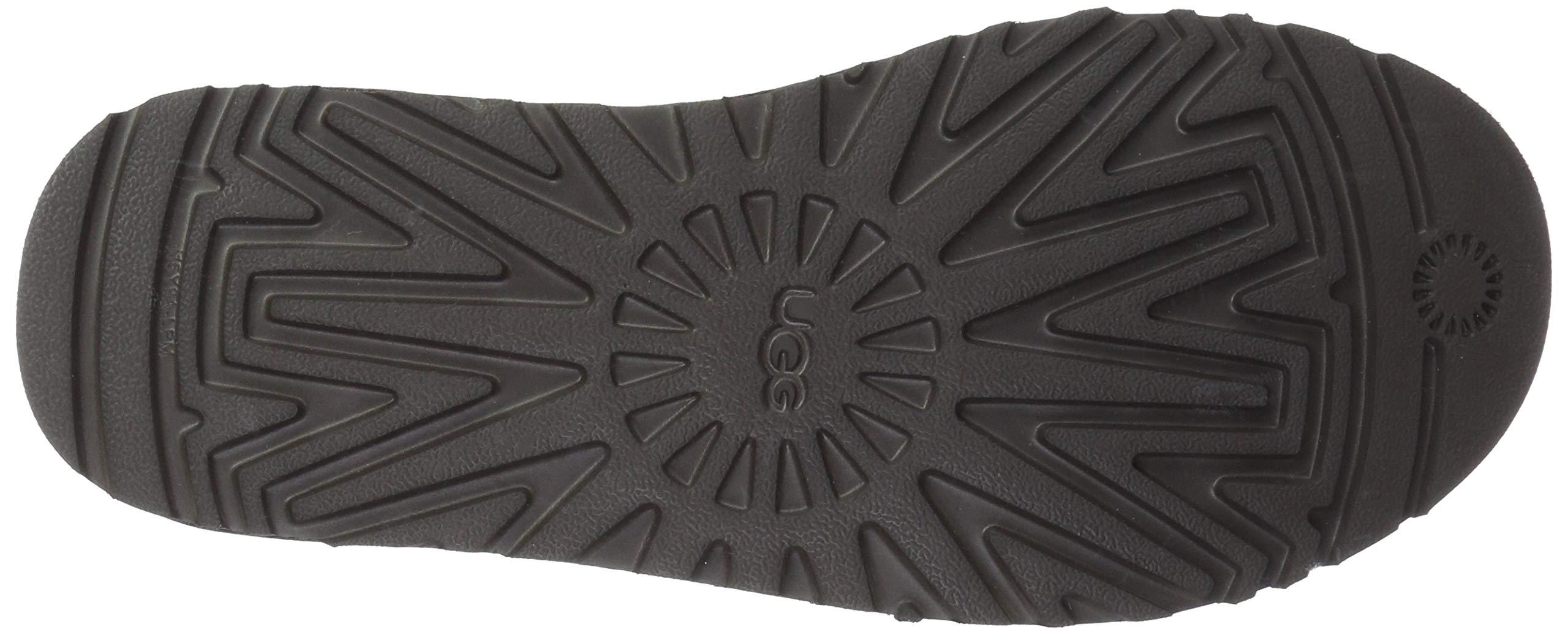 UGG Men's Kenton Slipper Chocolate 7 Medium US by UGG (Image #3)