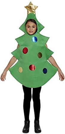 infantil Árbol de Navidad Disfraz - Verde, Children: L: Amazon.es ...