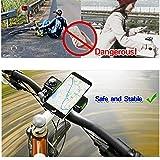 TRELC 3 in 1 Bike Phone Holder, Universal Bike